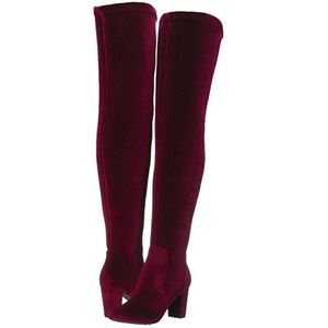 LFL over the knee boots